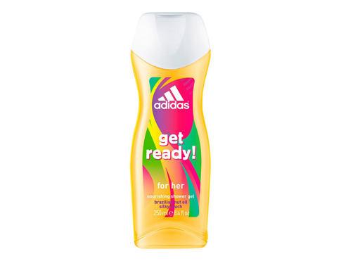 Adidas Get Ready! For Her sprchový gel 250 ml pro ženy