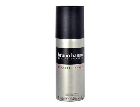 Bruno Banani Pure Man deodorant 150 ml pro muže