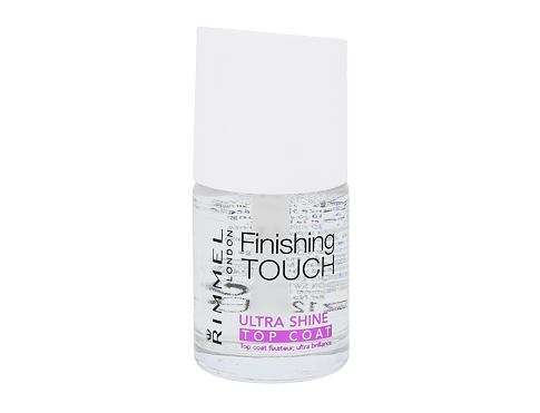 Lak na nehty Rimmel London Finishing Touch Ultra Shine Top Coat 12 ml