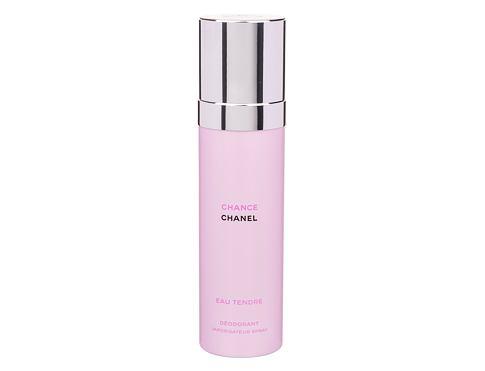 Chanel Chance Eau Tendre deodorant 100 ml pro ženy