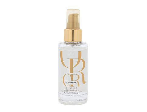 Olej a sérum na vlasy Wella Oil Reflections Luminous Reflective Oil 100 ml