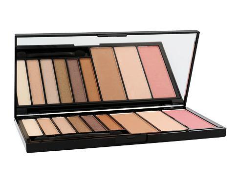 Makeup Revolution London Euphoria Palette Eyeshades & Contouring dekorativní kazeta 18 g pro ženy