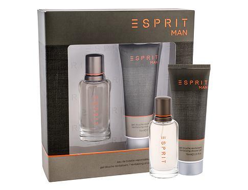 Esprit Esprit Man EDT EDT 30 ml + sprchový gel 75 ml pro muže