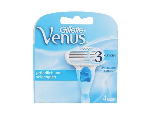 Gillette Venus náhradní břit 4 ks pro ženy
