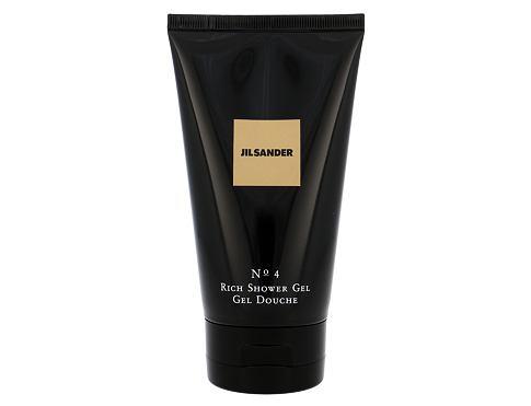 Jil Sander No.4 sprchový gel 150 ml pro ženy