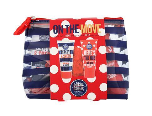 Grace Cole Miss Cole Gleam & Sheen sprchový gel dárková kazeta pro ženy