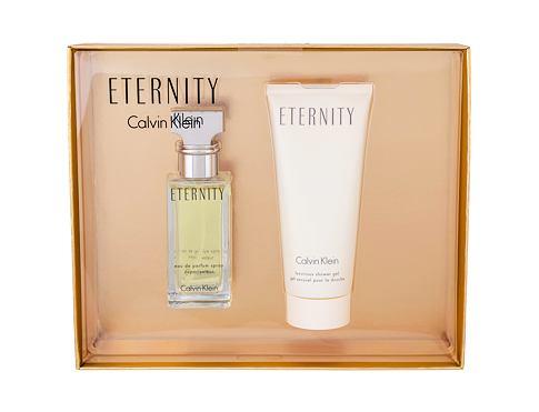 Calvin Klein Eternity EDP EDP 30 ml + sprchový gel 100 ml pro ženy