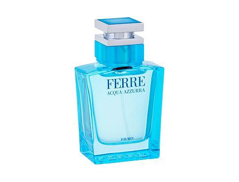 Gianfranco Ferré Acqua Azzura EDT 30 ml pro muže