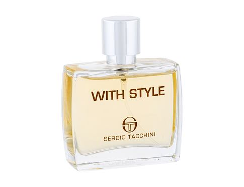Sergio Tacchini With Style EDT 50 ml pro muže