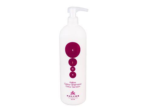 Kallos Cosmetics KJMN Colour šampon 1000 ml pro ženy