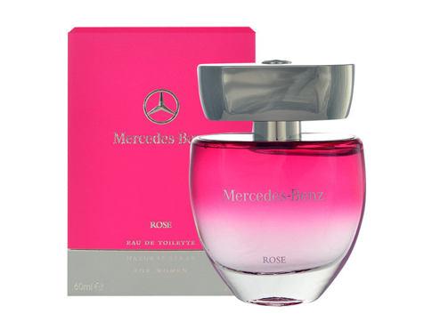 Mercedes-Benz Mercedes-Benz Rose EDT 60 ml Tester pro ženy