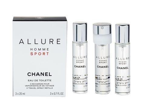 Chanel Allure Homme Sport EDT 20 ml Náplň pro muže