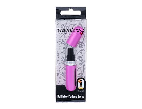 Plnitelný flakón Travalo Mini Refillable Spray 4 ml