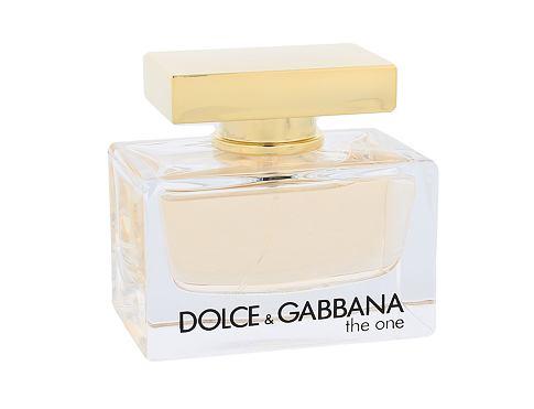 Dolce&Gabbana The One EDP 75 ml Poškozená krabička pro ženy
