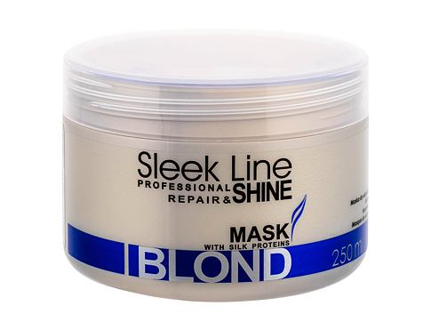 Maska na vlasy Stapiz Sleek Line Blond 250 ml