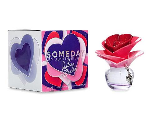 Justin Bieber Someday EDP 50 ml Tester pro ženy