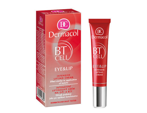 Oční krém Dermacol BT Cell Eye&Lip Intensive Lifting Cream 15 ml