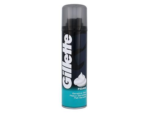 Gillette Shave Foam Sensitive pěna na holení 200 ml pro muže