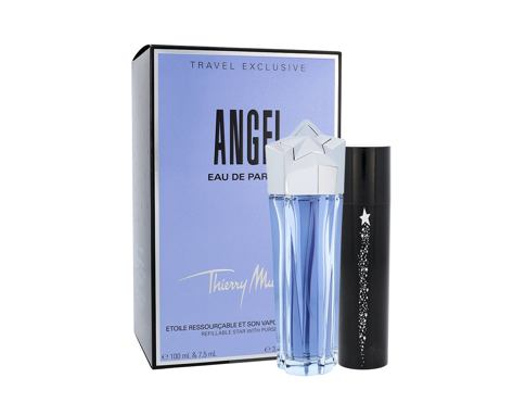 Thierry Mugler Angel EDP EDP 100 ml + EDP 7,5 ml Naplnitelný pro ženy