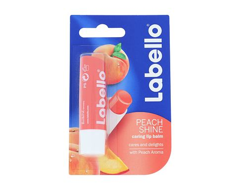 Balzám na rty Labello Peach Shine 5,5 ml