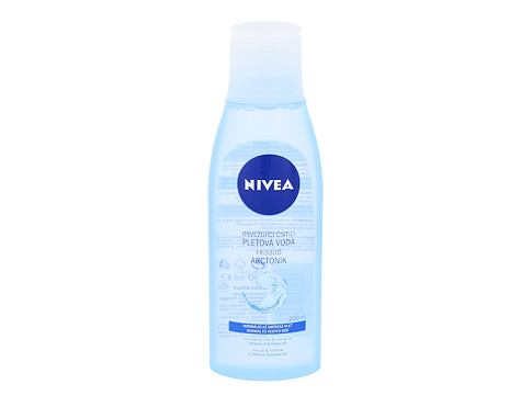 Nivea Refreshing Toner čisticí voda 200 ml pro ženy