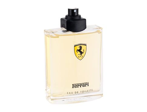 Ferrari Scuderia Ferrari Red EDT 125 ml Tester pro muže