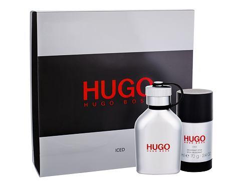 HUGO BOSS Hugo Iced EDT EDT 75 ml + deostick 75ml pro muže
