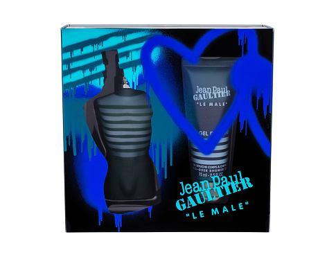 Jean Paul Gaultier Le Male EDT EDT 75 ml + sprchový gel 75 ml pro muže