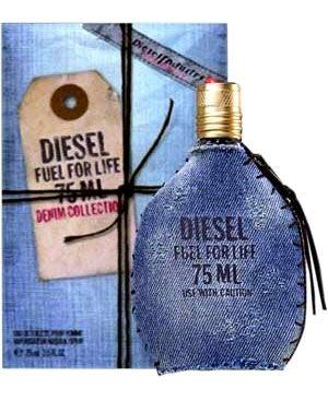 Diesel Fuel for Life Denim Collection Homme EDT 75 ml Tester pro muže