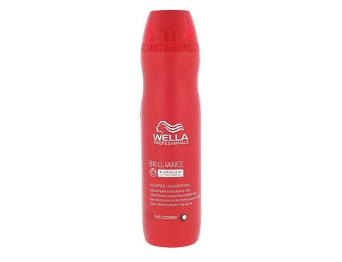 Šampon Wella Brilliance Thick Hair 250 ml