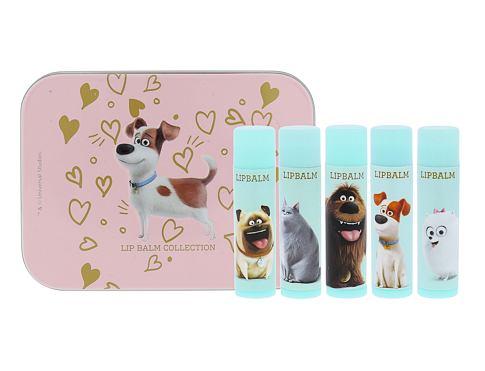 Universal The Secret Life Of Pets balzám na rty balzám na rty 5x 4 g Unisex