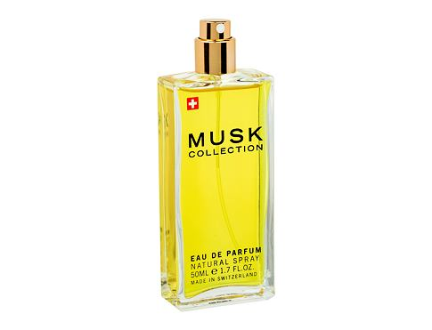 MUSK Collection Musk Collection Black EDP 50 ml Tester pro ženy