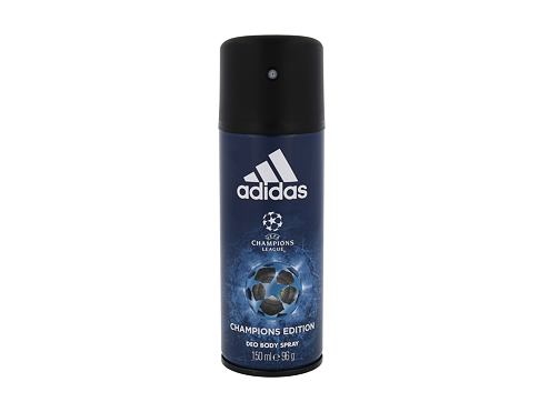 Deodorant Adidas UEFA Champions League Champions Edition 150 ml