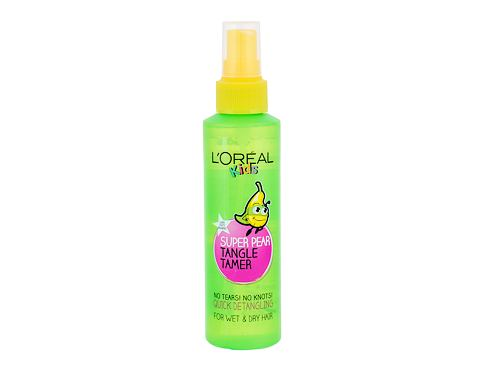 Balzám na vlasy L´Oréal Paris Kids Super Pear Tangle Tamer 150 ml