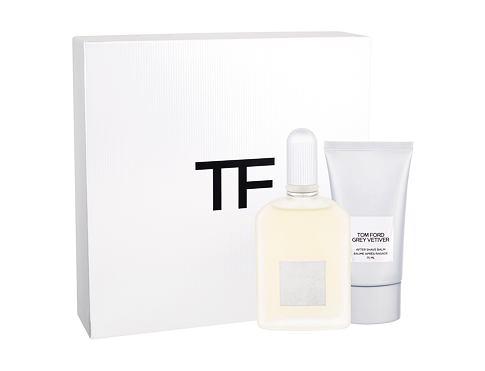 TOM FORD Grey Vetiver EDP EDP 50 ml + balzám po holení 75 ml pro muže