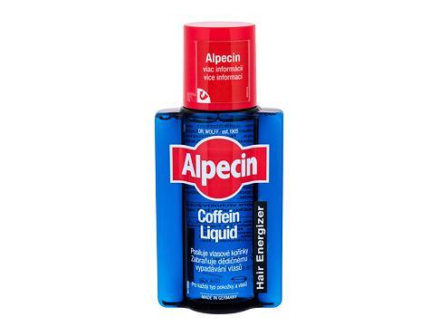 Alpecin Caffeine Liquid Hair Energizer olej a sérum na vlasy 200 ml pro muže