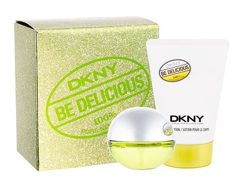 DKNY DKNY Be Delicious EDP EDP 30 ml + tělové mléko 100 ml pro ženy