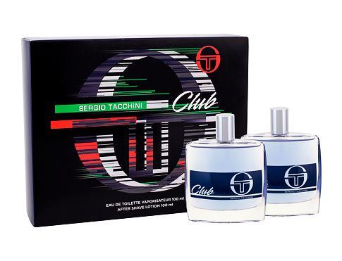 Sergio Tacchini Club EDT EDT 100 ml + voda po holení 100 ml pro muže