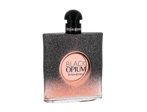 Yves Saint Laurent Black Opium Floral Shock EDP 90 ml pro ženy