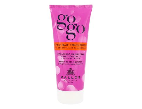 Kondicionér Kallos Cosmetics Gogo Repair 200 ml