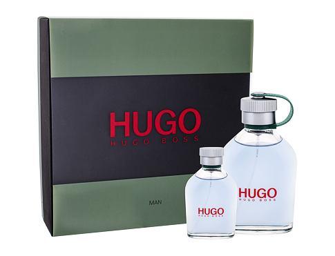 HUGO BOSS Hugo Man EDT EDT 125 ml + EDT 40 ml pro muže