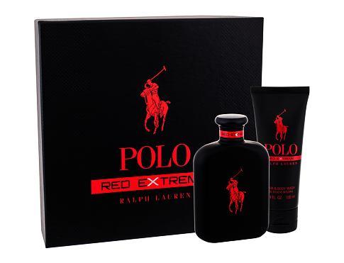 Ralph Lauren Polo Red Extreme parfém parfém 125 ml + sprchový gel 100 ml pro muže