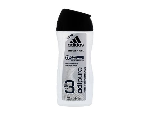 Adidas Adipure sprchový gel 250 ml pro muže
