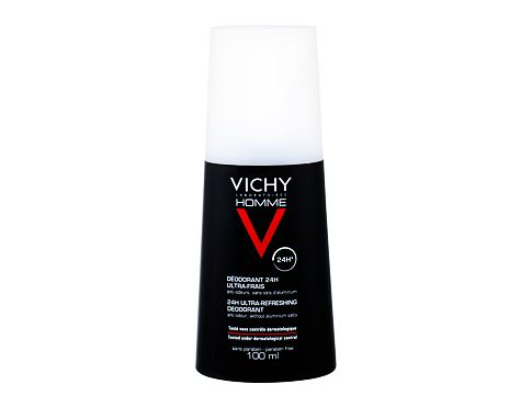 Vichy Homme deodorant 100 ml pro muže