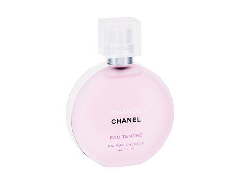 Chanel Chance Eau Tendre vlasová mlha 35 ml pro ženy