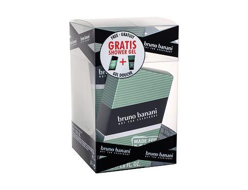 Bruno Banani Made For Men EDT EDT 50 ml + sprchový gel 150 ml pro muže