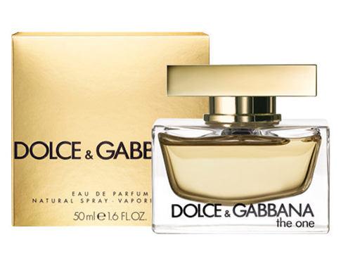 Dolce&Gabbana The One EDP 50 ml Poškozená krabička pro ženy