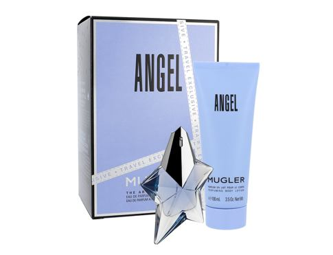 Thierry Mugler Angel EDP EDP 50 ml + tělové mléko 100 ml pro ženy