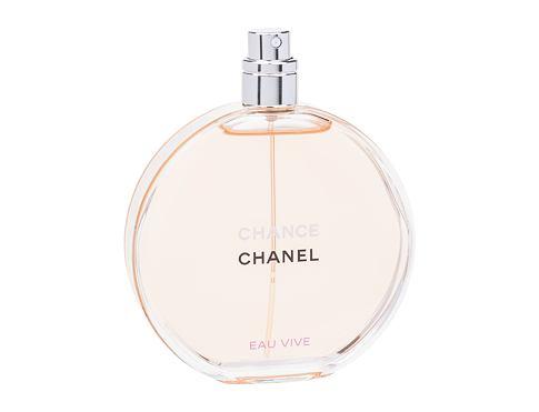 Chanel Chance Eau Vive EDT 100 ml Tester pro ženy
