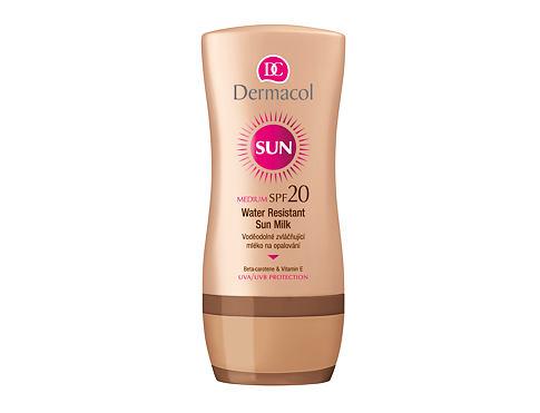 Dermacol Sun opalovací přípravek na tělo 200 ml pro ženy